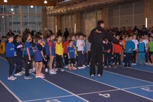 2ª Jornada Escolar de Atletismo en pista cubierta