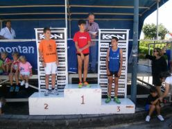 Alvaro consiguió el tercer puesto en Galizano (Cantabria)