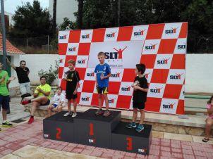 Barx (Valencia) tres primeros puestos para los tres hermanos campeones Rebeca, Aitana y Gonzalo del Río (1)
