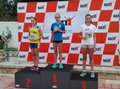 Barx (Valencia) tres primeros puestos para los tres hermanos campeones Rebeca, Aitana y Gonzalo del Río (2)