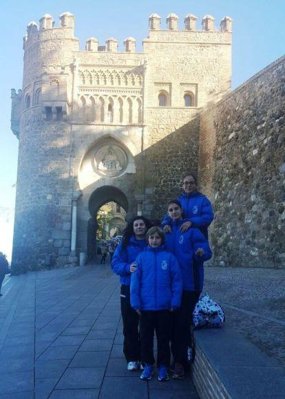 marchadores en Toledo
