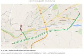 V MEDIA MARATON Y III CARRERA DE 10 KM BURGOS BULEVAR-3