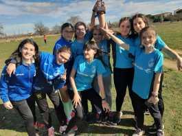 Categoría Infantil 3º puesto por equipos (3)